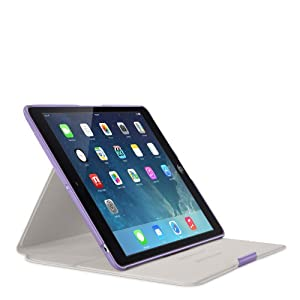 Belkin FormFit Cover / Case for iPad Air (Lavender) by Belkin Components