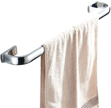 Square Style 3M Self Adhesive Wall Mounted Made in EU 20 Years Warranty Kapitan Quattro Bathroom Single Robe and Towel Hook Stainless Steel AISI 304 18//10 Polished Finish