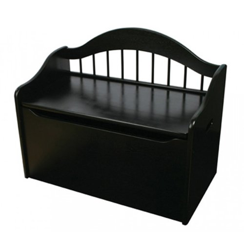 Image of Baby KidKraft Limited Edition Toy Box - Black