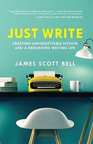 book cover of Just Write
