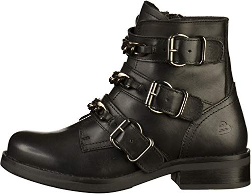 Booties Black BLKGTD Womens 434572E6L Bullboxer qgvPx