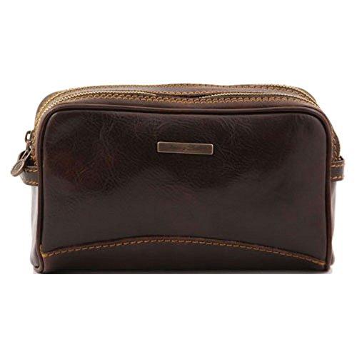 Tuscany Leather , Borsa organizer portatutto Marrone marrone