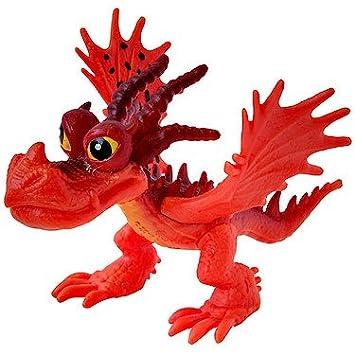 dreamworks dragons defenders of berk mini dragons hookfang monstrous nightmare