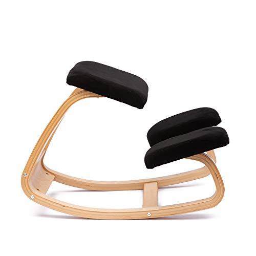 JZGORC Sedia ergonomica inginocchiato Grande Home Office o ...