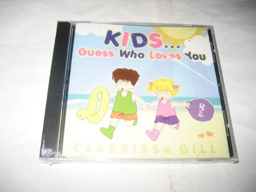 Price comparison product image Kid's Guess Who Loves You