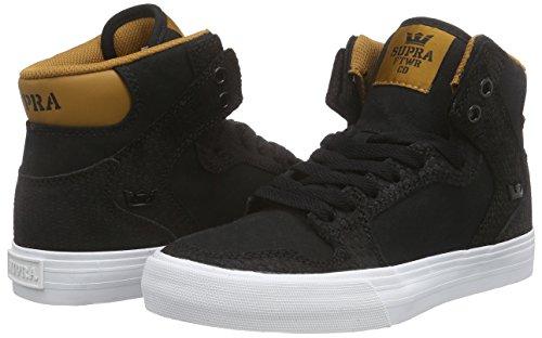 Hautes Noir White Vaider black Spice Cathay Mixte Sneakers Bkw Adulte Supra RxEnZXq