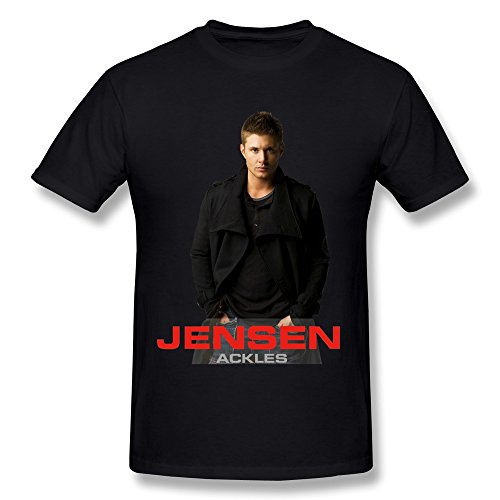 Price comparison product image Jensen Ackles Tee For Mens XS