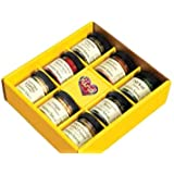 Gift Box Kind Heart Spices 8 jar By Penzeys Spices