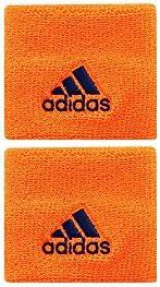 All for Padel Wristband S x2 Muñequeras, Adultos Unisex, Orange ...