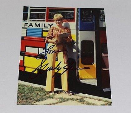 The Partridge Family Shirley Jones Hand Signed Autographed 8x10 Glossy Photo Loa