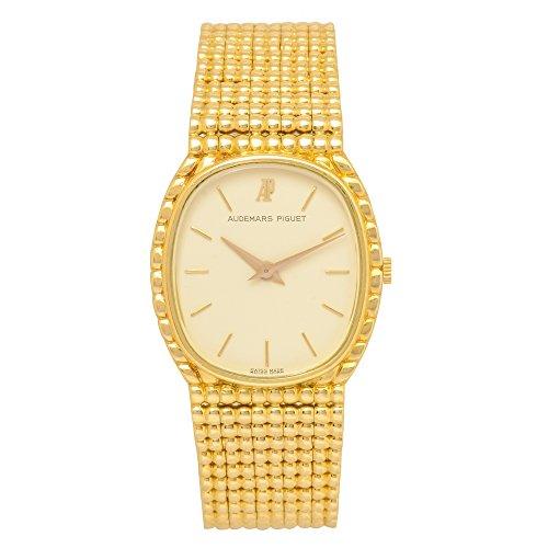 Audemars Piguet VINTAGE quartz mens Watch CLASSIC (Certified Pre-owned)