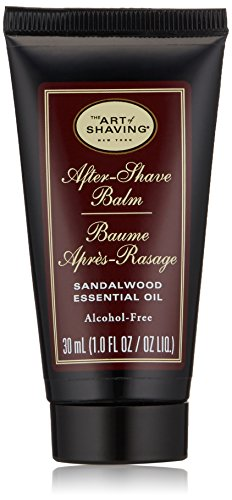 best after shave cream