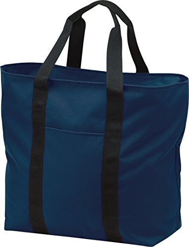 Blue All Purpose Totes - 5