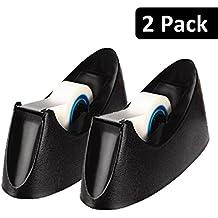 """1InTheOffice Desktop Tape Dispenser,""""2 Pack"""""""