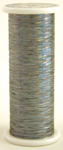 Superior Threads Glitter Hologram Embroidery Thread 400 yds Spool; 207 Midnight 102-01-207 Inc. BCACS15328
