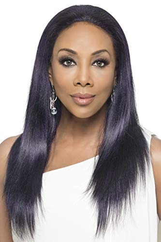 BEVERLY JOHNSON Lace Front Synthetic Wig JAVANT - Color #613 ()