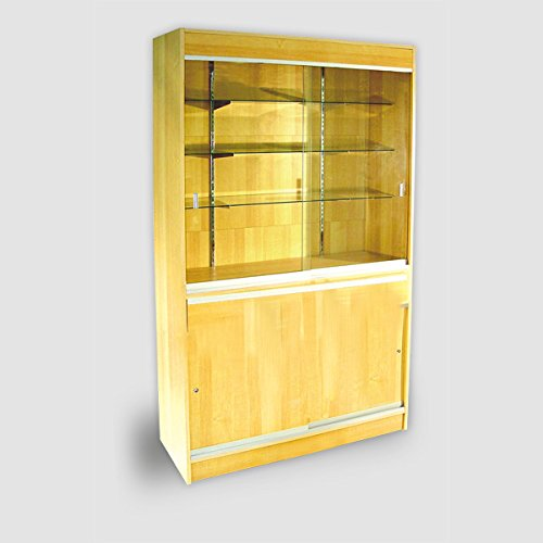 Mid-Atlantic Store Fixtures Vp 4' H/V Wallcase by Mid-Atlantic Store Fixtures