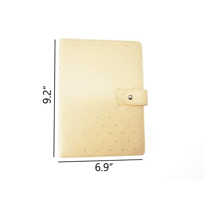 Amazon.com: harphia Lunares macaron Notebook Sweet Color ...