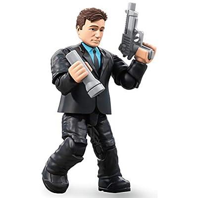 Mega Construx Probuilder Fox Mulder: Toys & Games