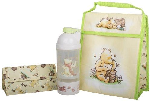 Zak Designs 3-Piece Lunchtime Set, Winnie The Pooh
