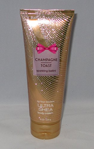 Price comparison product image Bath & Body Works Ultra Shea Cream Champagne Toast