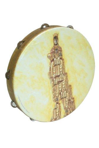 remo-tambourine-alessandra-belloni-16-dia-9-prs-jingles-x-1-row-the-black-madonna-of-monserrat-graph