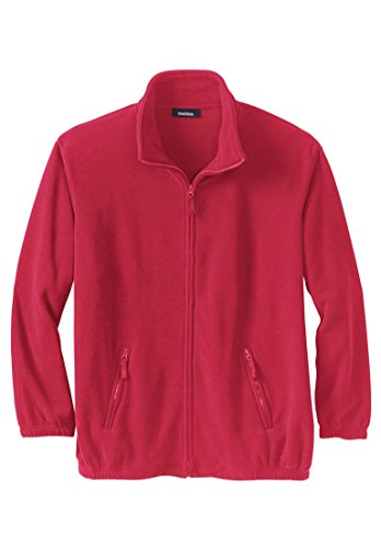 Kingsize Mens Explorer Fleece Jacket