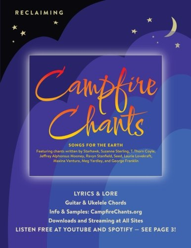 Read Online Campfire Chants: Songs for the Earth Text fb2 ebook