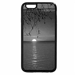 iPhone 6S Case, iPhone 6 Case (Black & White) - Gorgeous Sunset!