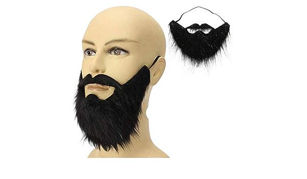 Linyuex Apoyos Beard Suministros de Decoración Partido Falsa ...