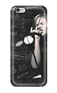 Cute Tpu Gabrielbhun Paramore Music People Music Case Cover For Iphone 6 Plus
