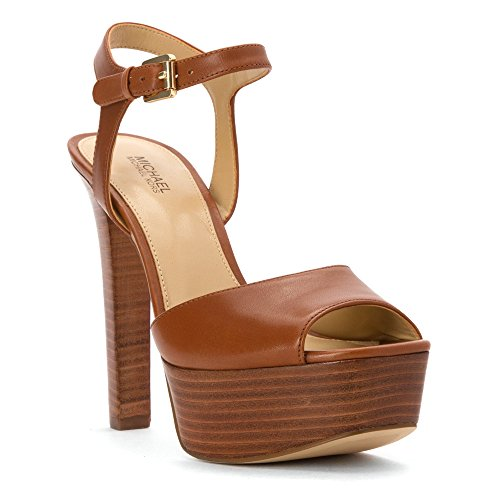 Michael Michael Kors Trish Sandal Mujer Piel Sandalia Plataforma