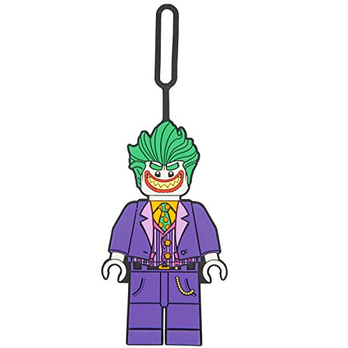 LEGO Batman Movie - The Joker Luggage or Backpack Tag