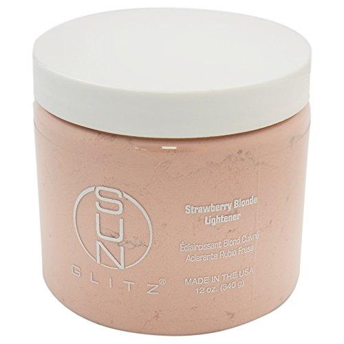 Sunglitz Strawberry Blonde Powder Lightener Lightener For Un