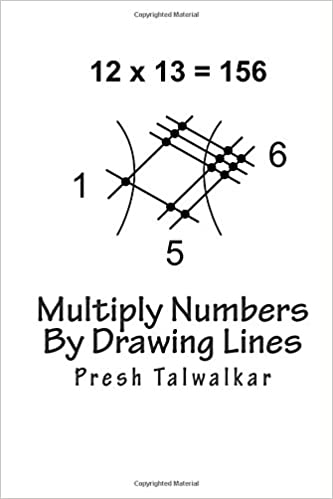 Book Multiply Numbers By Drawing Lines