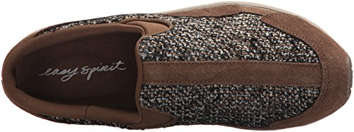 Easy Traveltim278 Women's Suede Spirit Multi Mule Taupe Gold 6PS8Wq6r