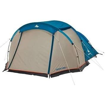Decathlon - Tienda de campaña Arpenaz Camping Family, Hombre, ARPENAZ FAMILY 4: Amazon.es: Deportes y aire libre