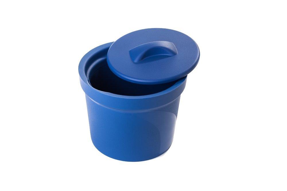 neolab 2 - 5022 - Cubitera con tapa, espuma de poliuretano, aprox. 4 L, color azul: Amazon.es: Industria, empresas y ciencia