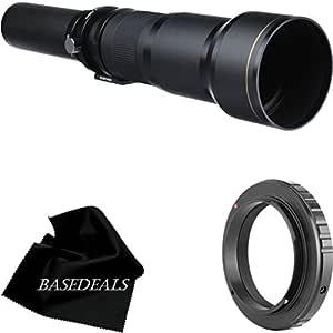 Vivitar 650 - 1300 mm f/8 - 16 Series 1 Lente de Zoom telescópico ...