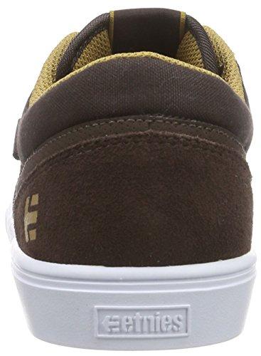 Etnies RAP CL Herren Sneakers Braun (Brown/Gum)