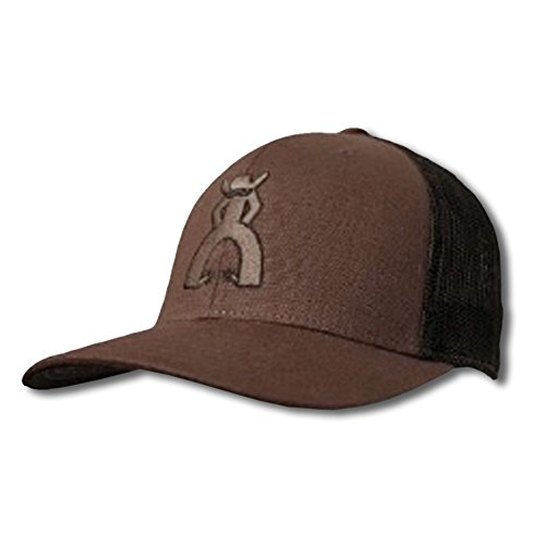 HOOey Brown/Black Punchy Turn Out - Ball Cap