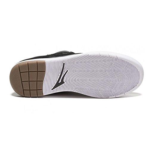 Lakai Fremont nero Suede scarpe skateboard/sneaker, Black