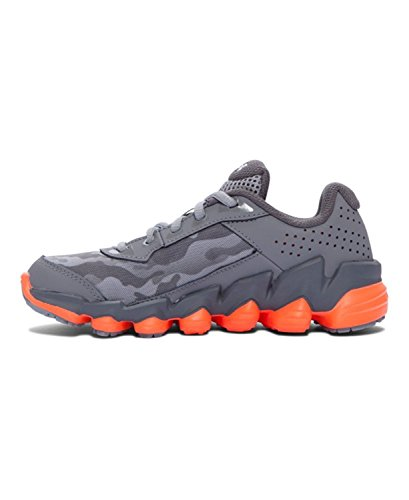 Under Armour Boys Pre-School UA Spine Disrupt Running Shoes Graphite