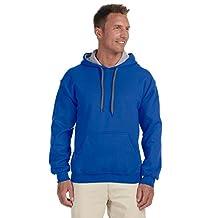 Gildan Adult Heavy BlendTM Contrast Hooded Sweatshirt