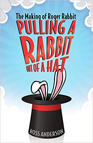 cover image, pulling a rabbit out of a hat