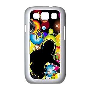 DJ Samsung Galaxy S3 9300 Cell Phone Case White gift zhm004-9317140