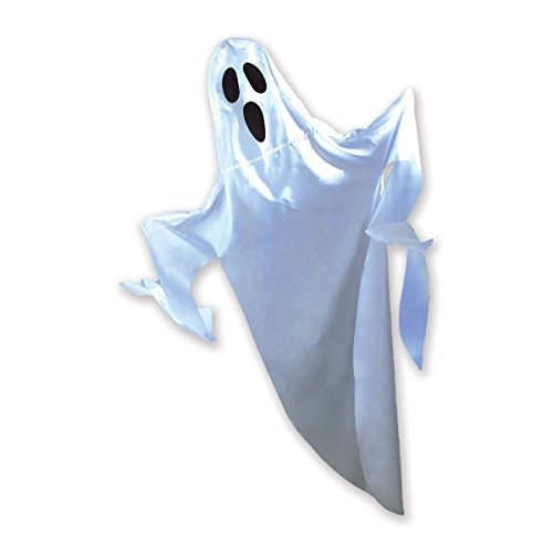 Forum Novelties Amscan Creepy Cemetery Halloween Party Giant Ghost Decoration (1 Piece), White, - Halloween Novelty