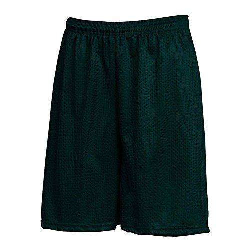 Hat and Beyond Mens Athletic Mesh Shorts Jersey Sports Basketball Gym Active Soft S To 5XL 5oz (3X-Large, (Baseball Drawstring Shorts)