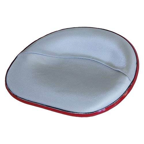 K/&M 039-7450 Canvas IH HM Seat Silver Canvas