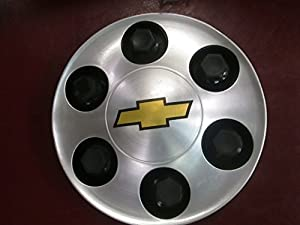Amazon.com: 17 Inch OEM Chevy Center Cap 9596341 Silverado